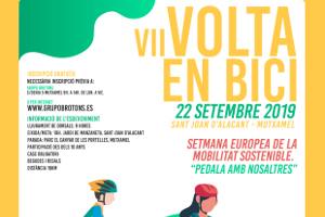 VII Volta en bici