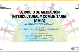 Servicio de mediación intercultural y comunitaria
