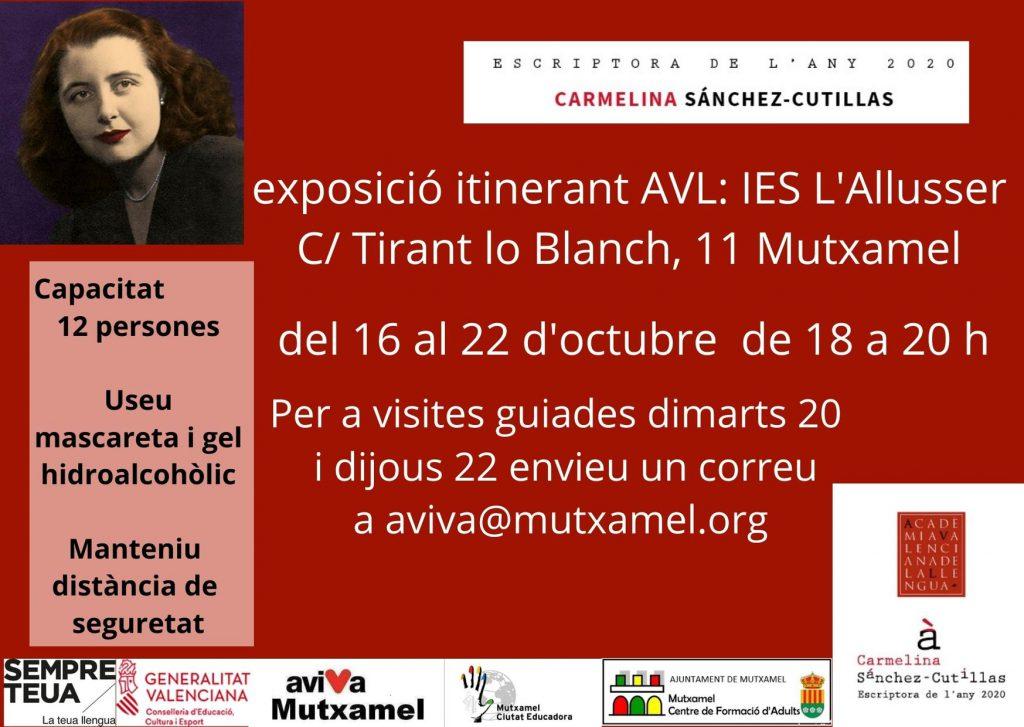Exposición Carmelina